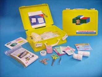 Boîte de secours - Devis sur Techni-Contact.com - 1