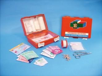 Boîte de secours ambulancier - Devis sur Techni-Contact.com - 1
