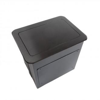 Boîtier de table encastrable avec connectique intégrée - Devis sur Techni-Contact.com - 3