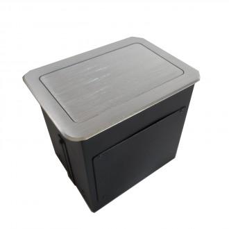 Boîtier de table encastrable avec connectique intégrée - Devis sur Techni-Contact.com - 4