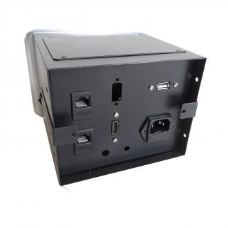 Boîtier de table encastrable avec connectique intégrée - Devis sur Techni-Contact.com - 5