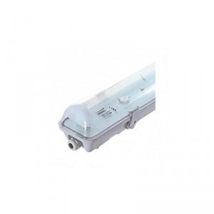BOITIER ÉTANCHE tube LED 1,5M - Devis sur Techni-Contact.com - 1
