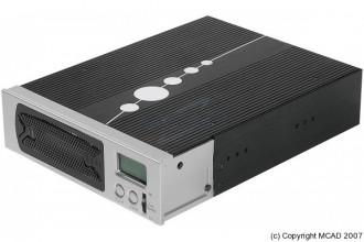 Boitier ventilé pour disque - Devis sur Techni-Contact.com - 1