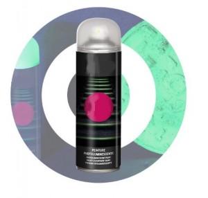 Bombe peinture phosphorescente - Devis sur Techni-Contact.com - 1