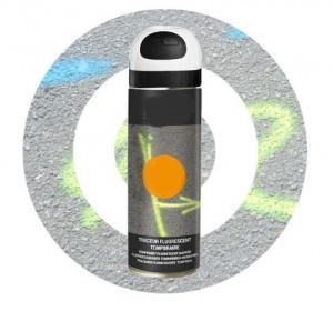 Bombe peinture temporaire - Devis sur Techni-Contact.com - 1