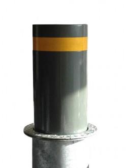 Borne anti bélier escamotable Electrique - Devis sur Techni-Contact.com - 1