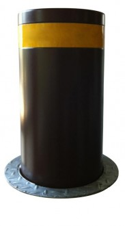 Borne anti bélier escamotable Electrique - Devis sur Techni-Contact.com - 2