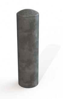 Borne anti bélier en  tube d'acier - Devis sur Techni-Contact.com - 2
