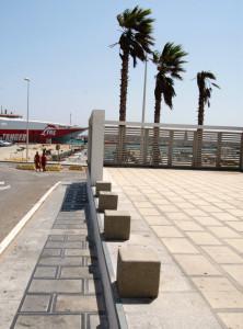 Borne anti stationnement en béton carrée - Devis sur Techni-Contact.com - 2