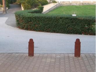 Borne anti-stationnement parkings - Devis sur Techni-Contact.com - 2