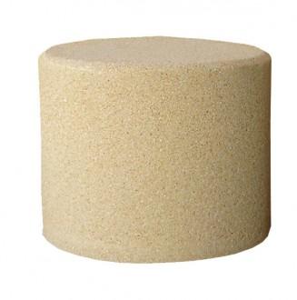 Borne béton anti stationnement cylindrique - Devis sur Techni-Contact.com - 1