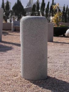Borne béton cylindrique - Devis sur Techni-Contact.com - 1