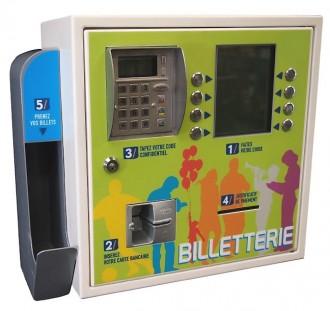 Borne billetterie automatique - Devis sur Techni-Contact.com - 4