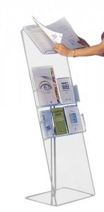 Borne consultation plexiglas - Devis sur Techni-Contact.com - 2