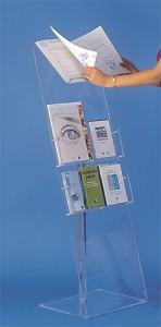 Borne consultation plexiglas - Devis sur Techni-Contact.com - 3