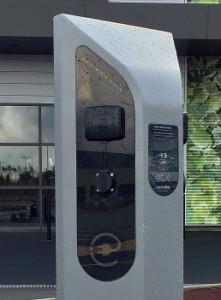 Borne de recharge voiture électrique - Devis sur Techni-Contact.com - 1