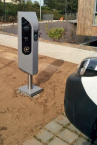 Borne de recharge voiture électrique - Devis sur Techni-Contact.com - 3