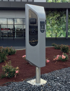 Borne de recharge voiture électrique - Devis sur Techni-Contact.com - 4
