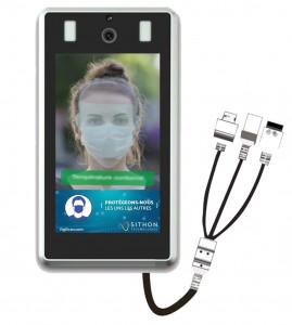 Borne de prise de température - Devis sur Techni-Contact.com - 4