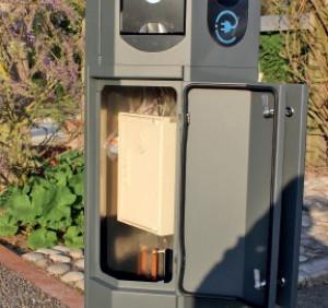 Borne de recharge véhicule - Devis sur Techni-Contact.com - 3