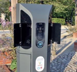 Borne de recharge véhicule - Devis sur Techni-Contact.com - 4