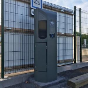 Borne de recharge véhicule - Devis sur Techni-Contact.com - 5
