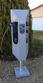Borne de recharge pour VE - Devis sur Techni-Contact.com - 1