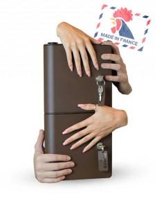 Borne de recharge téléphones portables de 2 casiers à clefs - Devis sur Techni-Contact.com - 7
