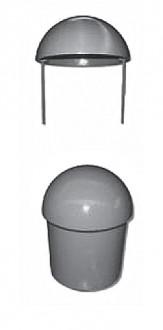 Borne de sécurité en fonte ductile - Devis sur Techni-Contact.com - 2