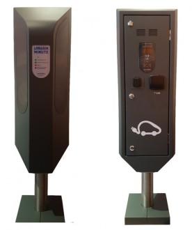 Borne de stationnement et recharge électrique - Devis sur Techni-Contact.com - 1
