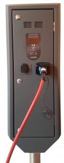 Borne de stationnement et recharge électrique - Devis sur Techni-Contact.com - 2