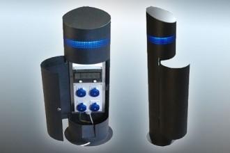 Borne energie - Devis sur Techni-Contact.com - 1
