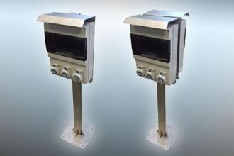 Borne énergie fixe - Devis sur Techni-Contact.com - 1