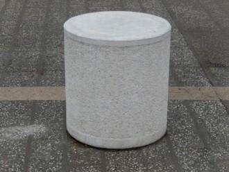 Borne extérieure en pierre - Devis sur Techni-Contact.com - 1