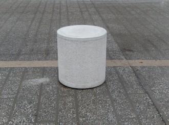 Borne extérieure en pierre - Devis sur Techni-Contact.com - 2