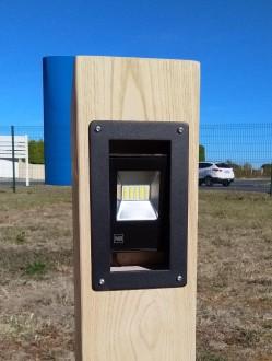 Borne lumineuse à LED - Devis sur Techni-Contact.com - 3