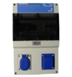 Borne recharge véhicule électrique - Devis sur Techni-Contact.com - 1