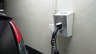 Borne recharge voiture électrique - Devis sur Techni-Contact.com - 6