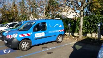 Borne recharge voiture électrique - Devis sur Techni-Contact.com - 7