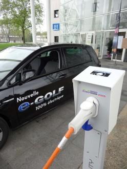 Borne recharge voiture électrique - Devis sur Techni-Contact.com - 8