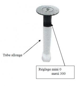 Bouche à clé ronde auto exhaussable - Devis sur Techni-Contact.com - 1