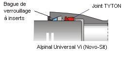 Bouchon mâle ALPINAL à orifice 2'' GAZ 150 et 200 - Devis sur Techni-Contact.com - 1