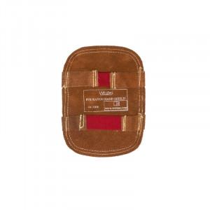 Bouclier de protection de main aluminisé avec dos en cuir Weldas - Devis sur Techni-Contact.com - 3
