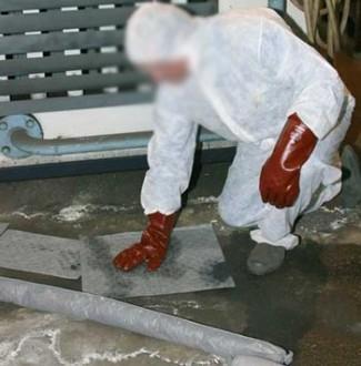 Boudin absorbant fibre de polypropylène - Devis sur Techni-Contact.com - 1