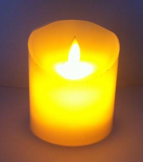 Bougies à led en cire - Devis sur Techni-Contact.com - 1