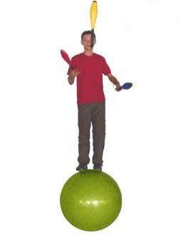 Boule d'équilibre Diamètre 70 cm - Devis sur Techni-Contact.com - 2