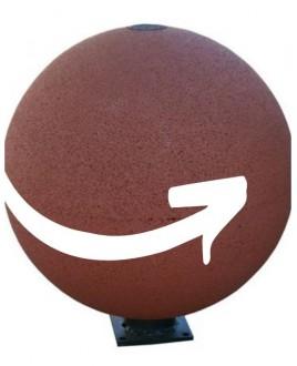 Boule ludique pour aires de jeux - Devis sur Techni-Contact.com - 2