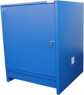 Box armoire stockage fûts - Devis sur Techni-Contact.com - 2