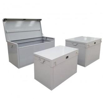 Box chantier en acier - Devis sur Techni-Contact.com - 1