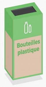 Box de recyclage bouteilles plastique - Devis sur Techni-Contact.com - 1